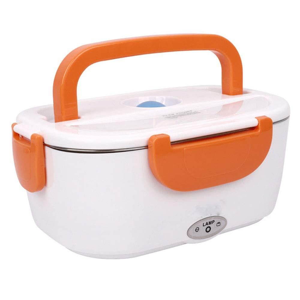 Acquisto YOMRIC Lunch Box elettrico per uso auto Riscaldamento per alimenti Riscaldatore per il pranzo portatile con contenitore estraibile in acciaio inox di materiale alimentare (Colore : T4, Size : US) Prezzi offerte