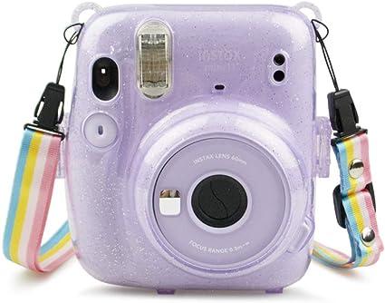 Muziri Kinokoo Transparente Hülle Für Fuji Instax Mini Kamera