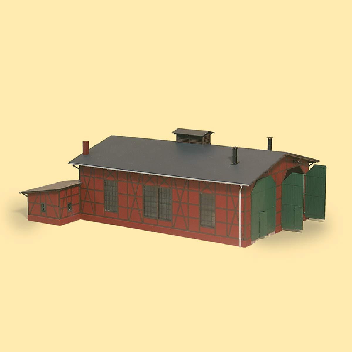 Auhagen Edificio para modelismo ferroviario