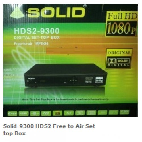 sc 1 st  Amazon India & Solid-9300 HDS2 MPEG-4 PVR FTA Set top Box: Amazon.in: Electronics Aboutintivar.Com