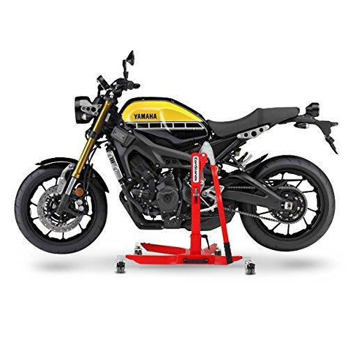 ConStands Power Classic-Zentralst/änder Yamaha XSR 900 16-19 Rot Motorrad Aufbockst/änder Heber Montagest/änder