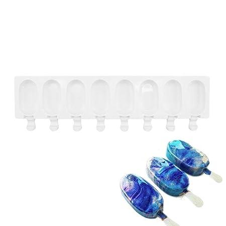 Compra LIXIFF Congelador de Silicona Fabricante de Helados Molde ...