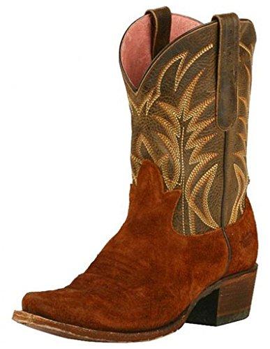 Lane Kvinna Skräp Gypsy Av Grusväg Drömmare Western Boot Klipp Tå - Jg0003e Chili