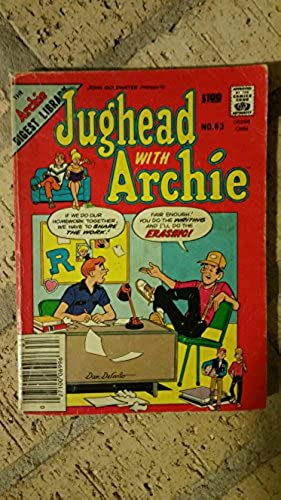 Jughead with Archie, No. 63, Goldwater, John