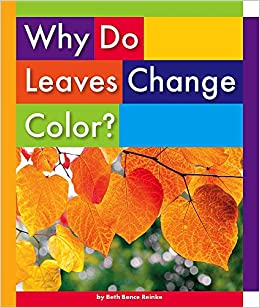 Why Do Leaves Change Color? (Everyday Earth Science): Beth Bence ...