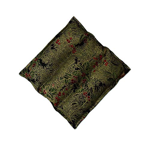 (Christmas Hot Pad Scented Mug Rug Balsam Fir Channel Quilted Free USA Shipping Trivet Table)