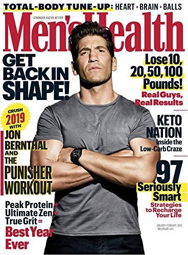 Magazines : Men's Health