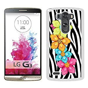 Unique And Nice Designed Kate Spade Cover Case For LG G3 White Phone Case 233