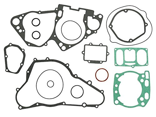 Outlaw Racing OR3756 Complete Full Engine Gasket Set Suzuki RM250 1996-1998 Dirt Kit