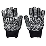 Perfactos Gloves Full Finger Gloves Men Motorcycle (Black)