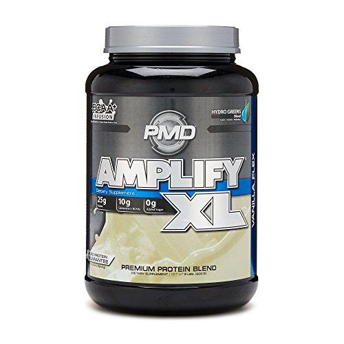 PMD Amplify XL Protein - Vanilla Flex 2 lbs.