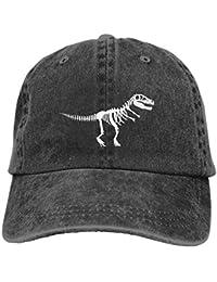 Boy Printing Dinosaur Baseball Caps Cute Vintage Adjustable Kids Dad Hats for 3-12 Years