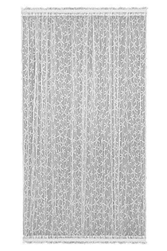 sh Door Panel, 45 by 72-Inch, White ()