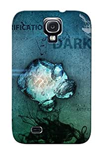 (uVEWVOE945TPxmi)durable Protection Case Cover With Design For Galaxy S4(fringe )