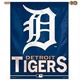 Detroit Tigers Vertical Banner