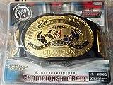 WWE Wrestling Jakks Pacific Kids Intercontinental Champion Belt