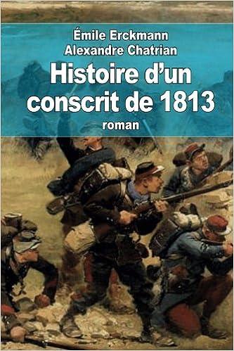 Livres Histoire d'un conscrit de 1813 epub pdf