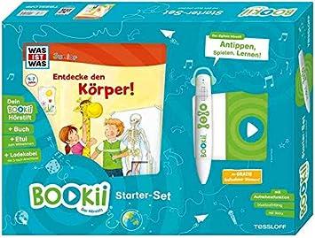 Buch Hörstift BOOKii Starterset WAS IST WAS Junior Komm mit auf den Bauernhof