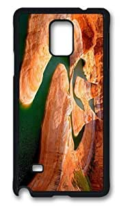 Adorable Glen Canyon Utah Hard Case Protective Shell Cell Phone Samsung Galaxy Note4