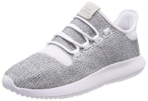 Adidas Men Tubular Shadow, Footwear White/Grey ONE/Footwear White blanco