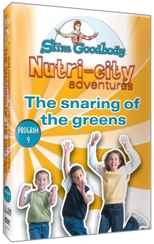 City Adventures Snaring of the Greens by Slim Goodbody ()