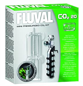 Fluval Mini Pressurized 20g-CO2 kit