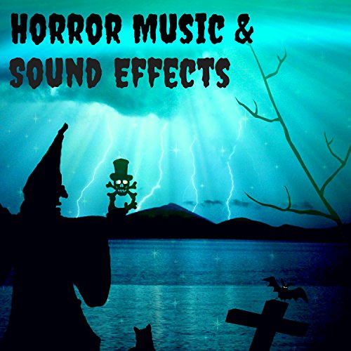 Horror Music & Sound Effects - Sinister Spooky Piano & Animal Sound of the Night for Halloween