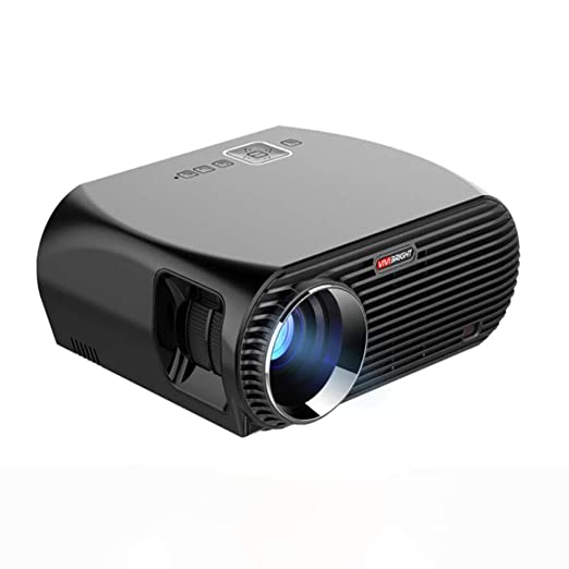 Proyector de vídeo, 3.500 lúmenes LCD 1080P Full HD LED multimedia ...