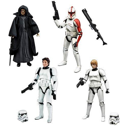 Star Wars Series 6  Action Figure Assortment