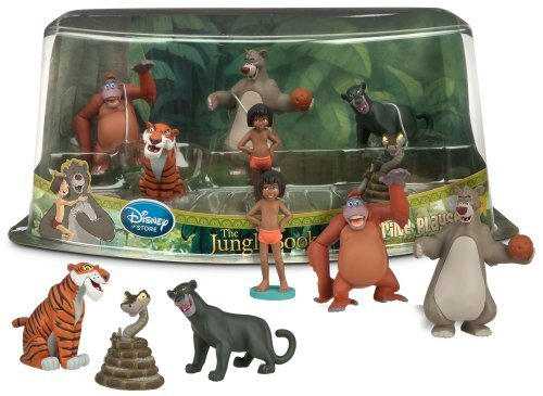 The Jungle Book Figure Play Set for sale  Delivered anywhere in USA