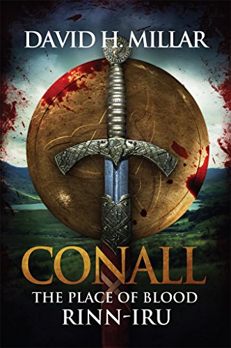 Conall: The Place of Blood - Rinn-Iru by [Millar, David H.]