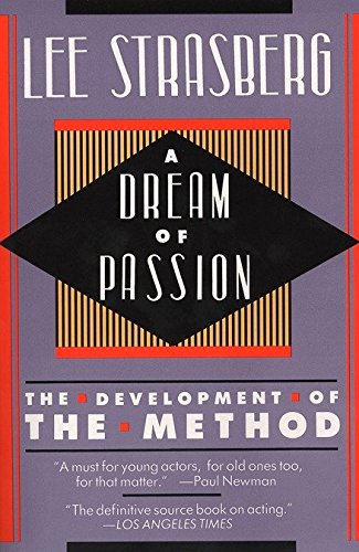 Pdf Arts A Dream of Passion: The Development of the Method