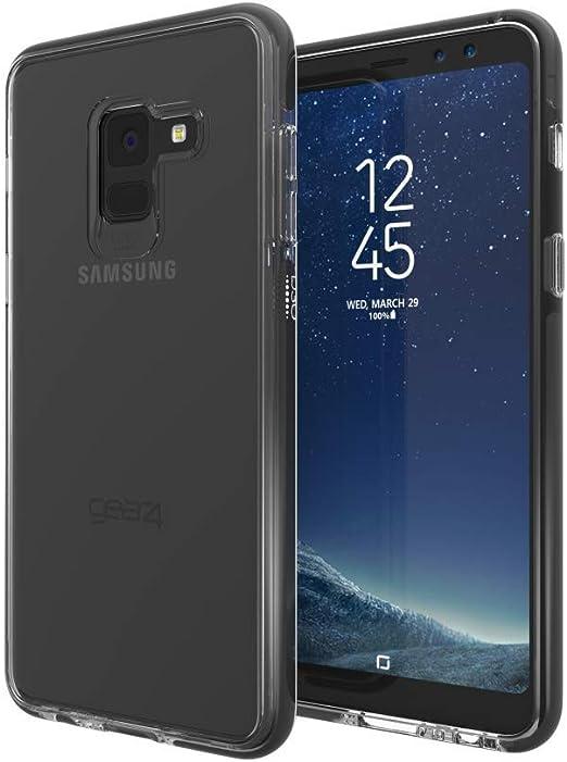 GEAR4 Coque Galaxy A8 - Noir: Amazon.ca: Téléphones cellulaires et ...