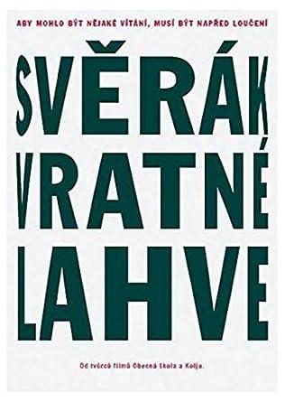 Amazon.com: Vratne lahve (Empties) paper sleeve: Zdeněk ...