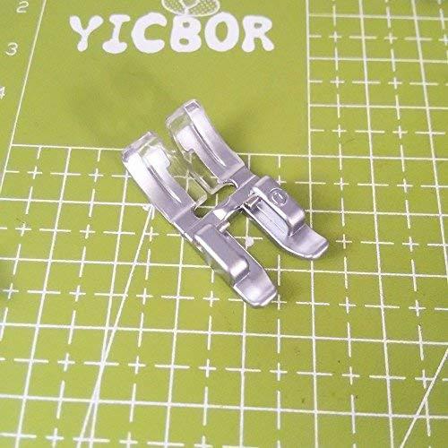/00 Yicbor 7/mm ZIG zag Foot Snap On per macchina da cucire PFAFF piedi 98/ /694816/