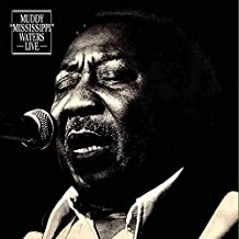 """Muddy """"Mississippi"""" Waters Live (180 Gram Audiofile Vinyl Limited Edition)"""