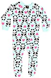 Just Love 95599-4-4T Footed Pajamas/Micro Fleece Blanket Sleepers