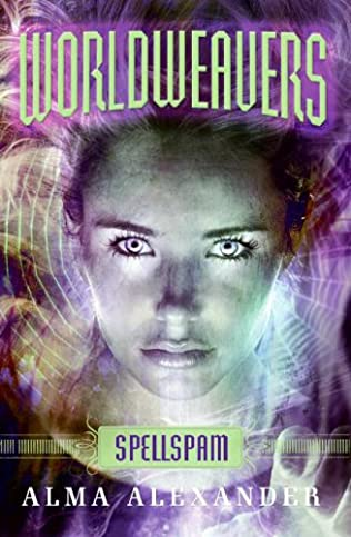 book cover of Spellspam