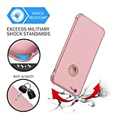 ORETECH iPhone 6 Case, iPhone 6s Case, with [2X