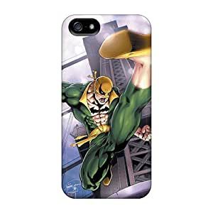 For Iphone Case, High Quality Iron Fist I4 For Iphone 5/5s Cover Cases