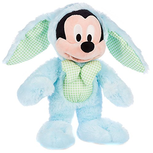 Disney Mickey Mouse Easter 2016 Mickey Mouse Bunny Exclusive 12 1/2