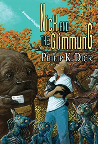 book cover of Nick and the Glimmung