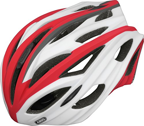 ABUS Casque vélo Race Red