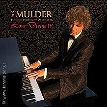 Love Divine 4: CD instrumental de música sacra por el pianista Mulder & London Symphony Orchestra (Sólo en Cristo, Fuente de la vida eterna, Sobre Todo - compuesto por Michael W. Smith, Todo está bien, y otros)