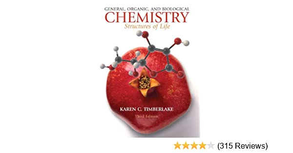 Amazon general organic and biological chemistry structures amazon general organic and biological chemistry structures of life 3rd edition 9780136054542 karen c timberlake books fandeluxe Images