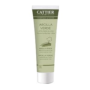 Cattier Arcilla Verde lista para su uso tubo - 400 gr