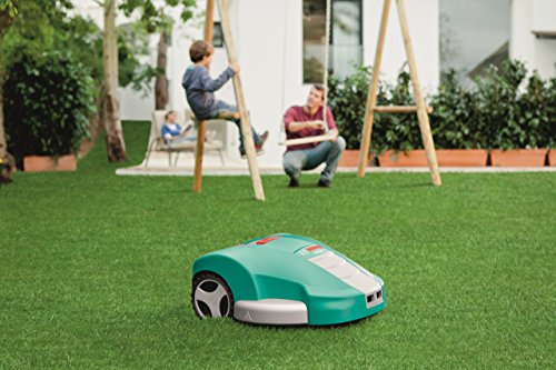 Bosch Indego Cordless Lithium-Ion Robotic Lawn Mower