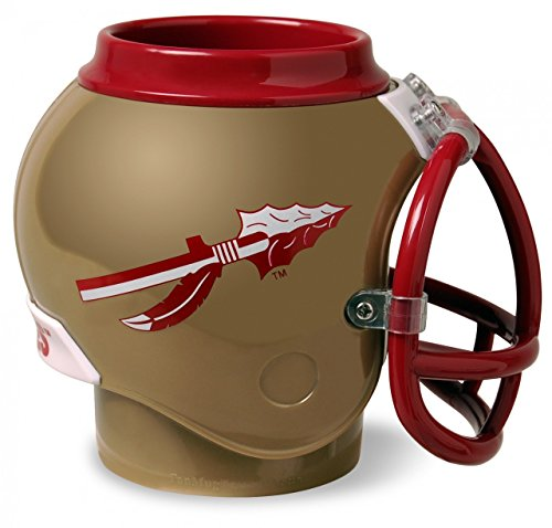 NCAA Florida State Seminoles Fan Mug, Gold ()