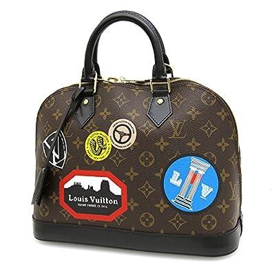 e362d31c9bd9 Authentic Louis Vuitton Monogram Canvas Alma PM Tote Handbag Article ...