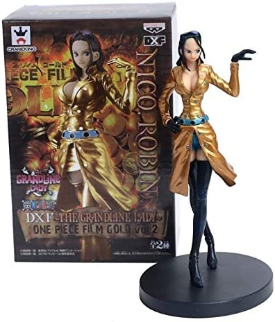 ASF15 One Piece: Nico Robin · / Miss · Allsunday 17CM PVC figura ...